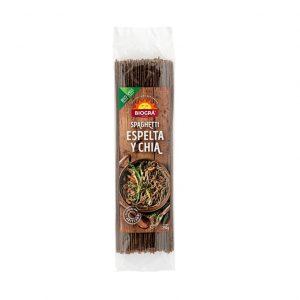 espagueti-de-espelta-y-chía