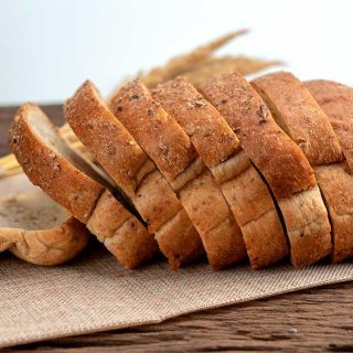 pan envasado de la mejor calidad