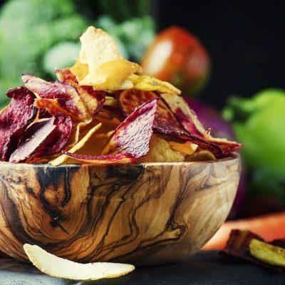 compra online snacks saludables y ecológicos