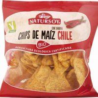 chips maiz chile